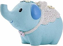 XHAEJ Bancos de Dinero Bebé Elefante Banco Money