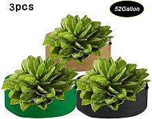 XHONG - Bolsas de Cultivo para Plantas, 52