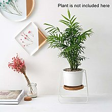 XHONG - Juego de macetas de cerámica para Plantas