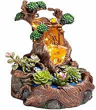 XHONG Macetas creativas para plantas suculentas,
