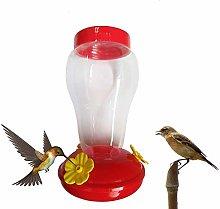 XiaoOu Alimentador de Agua para pájaros, Botella