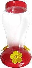 XiaoOu Alimentador de colibrí con Cintura de Boca