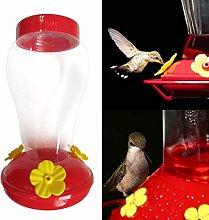 XiaoOu Comederos para colibríes Plásticos Boca