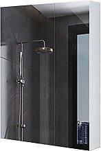 XIAOQIAO Espejos de baño Montados en la Pared con