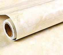 xiaoshun Adhesivo de papel de mármol engrosado,