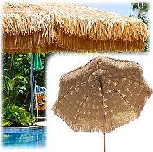 XINGG Sombrilla De Playa Hawaiana Hula De