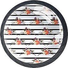 Xingruyun Pomos Y Tiradores Flores Pomo para