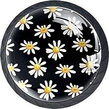 Xingruyun Pomos Y Tiradores Pequeñas Flores De