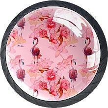 Xingruyun Tiradores para Muebles Flamenco Pomo