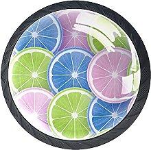 Xingruyun Tiradores para Muebles Limón Verde