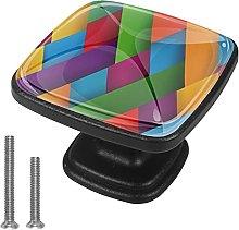 Xingruyun Tiradores para Muebles Multicolor