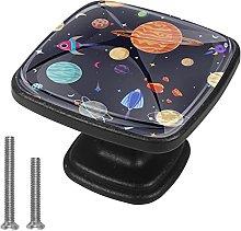 Xingruyun Tiradores para Muebles Planetas Espacio