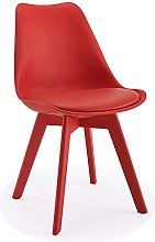XKun Silla de bar silla de comedor de plástico de