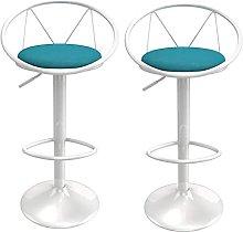 XKun Taburete de bar silla de desayuno silla