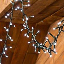Xmas King Guirnalda Racimo, 30,5 m,1500 LED luz