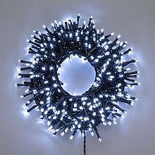 Xmas King Guirnalda Racimo, 9,1 m, 432 LED luz
