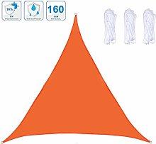 XQKXHZ Toldo Vela Triangulo Sombrilla Parasol