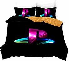 XWXBB Juego de ropa de cama PS4, ropa de cama