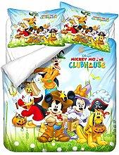 XWXBB Mick Juego de ropa de cama Mickey Mouse