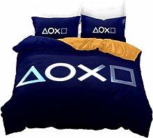 XWXBB PS4 – Juego de ropa de cama para niños
