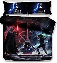 XWXBB Star Wars - Juego de ropa de cama de Star