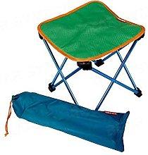 XYSQWZ Silla para Acampar Portátil Ligero Camping