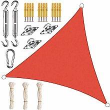 XYWML Toldo Vela De Sombra Triangular, Impermeable