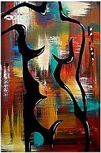 YABINGA Arte de Pared Impresión de Imagen Pintura