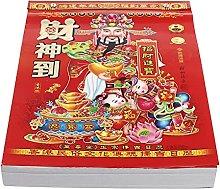 Yardwe 2022 Calendario Diario Chino Año de La