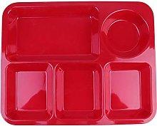 YARNOW Plato Separador de plástico Compartimentos