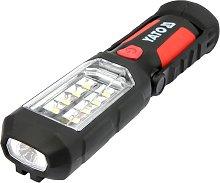YATO Lámpara LED de trabajo con imán