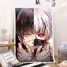 YEE Tokio Ghoul Kaneki Ken Anime Manta Edredón