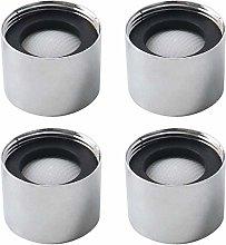 YeVhear 4 piezas M18 aireadores de grifo rosca