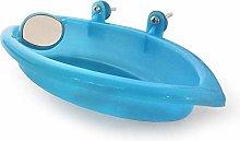 YITON Bañera Pajaros Bañera De Agua para