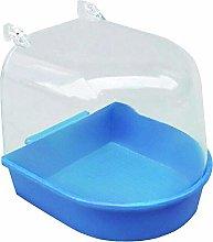 YITON Bañera Pajaros Caja De Baño De Agua De