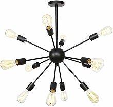 YNWUJIN Lámparas de Techo Candelabro Moderno