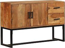Youthup - Aparador de madera de acacia maciza