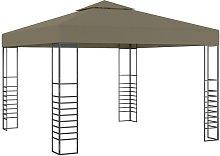 Youthup - Carpa de jardín con tejado retráctil