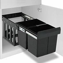 Youthup - Cubo de basura de cocina extraíble