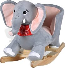 Youthup - Elefante balancín - Multicolor