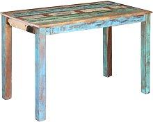 Youthup - Mesa de comedor de madera maciza