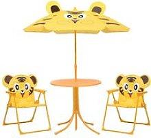 Youthup - Mesa y sillas de jardín infantil 3 pzas