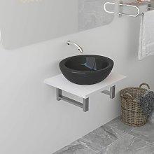 Youthup - Mueble de cuarto de baño blanco