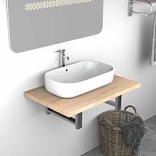 Youthup - Mueble de cuarto de baño roble