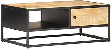 Youthup - Mueble de TV puerta tallada madera de