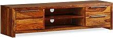 Youthup - Mueble para TV 120x30x30 cm madera