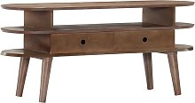 Youthup - Mueble para TV de madera maciza de