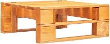 Youthup - Otomana de jardín de palés madera