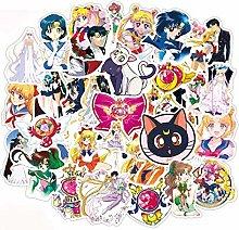 YOUYOU Pack Sailor Moon Pegatinas de anime