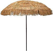 YRCWZF 8.2ft Sombrilla de Playa Jardín Hawaii